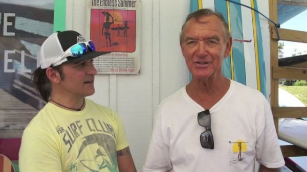 "LIS ""Live It Stoked"" Interview With Surfing Legend Robert August"