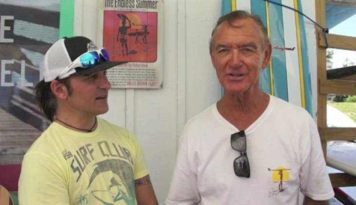 "Surfing Legend Robert August of ""Endless Summer"""
