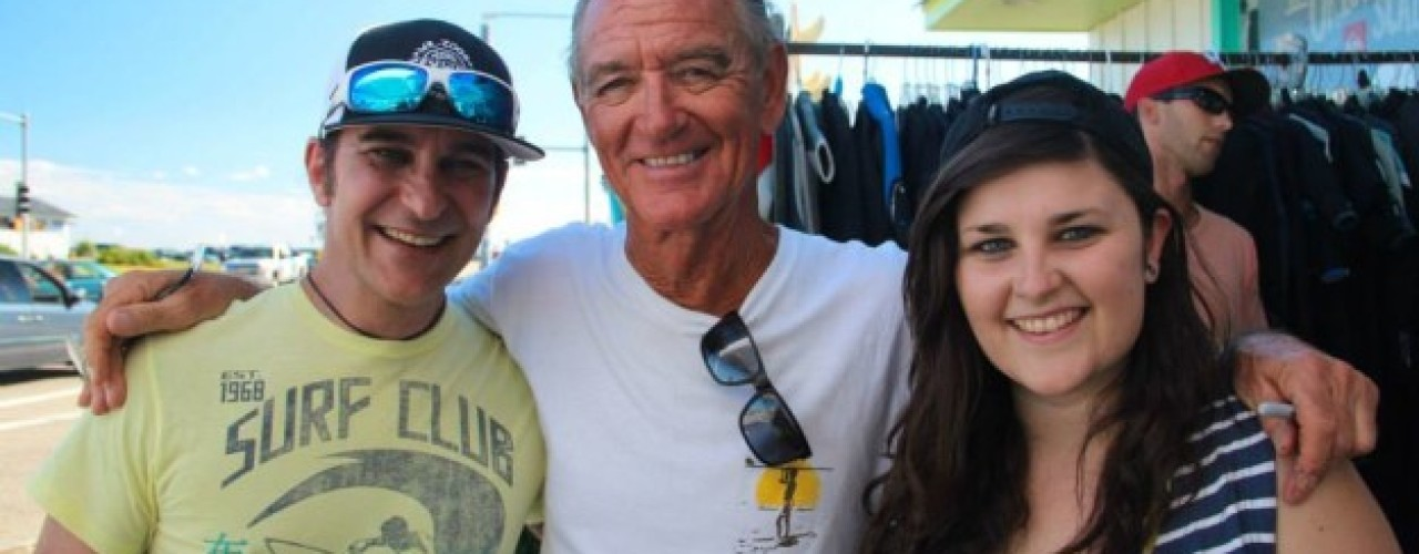 LIS Interview & Advocate Surfing Legend Robert August