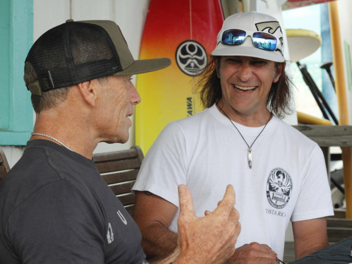 LIS Interview with Pipeline Masters Champion Tom Carroll