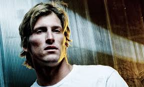 Surfing Legend Bruce Irons
