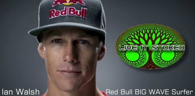 LIS Interview Red Bull BIG WAVE Rider Ian Walsh