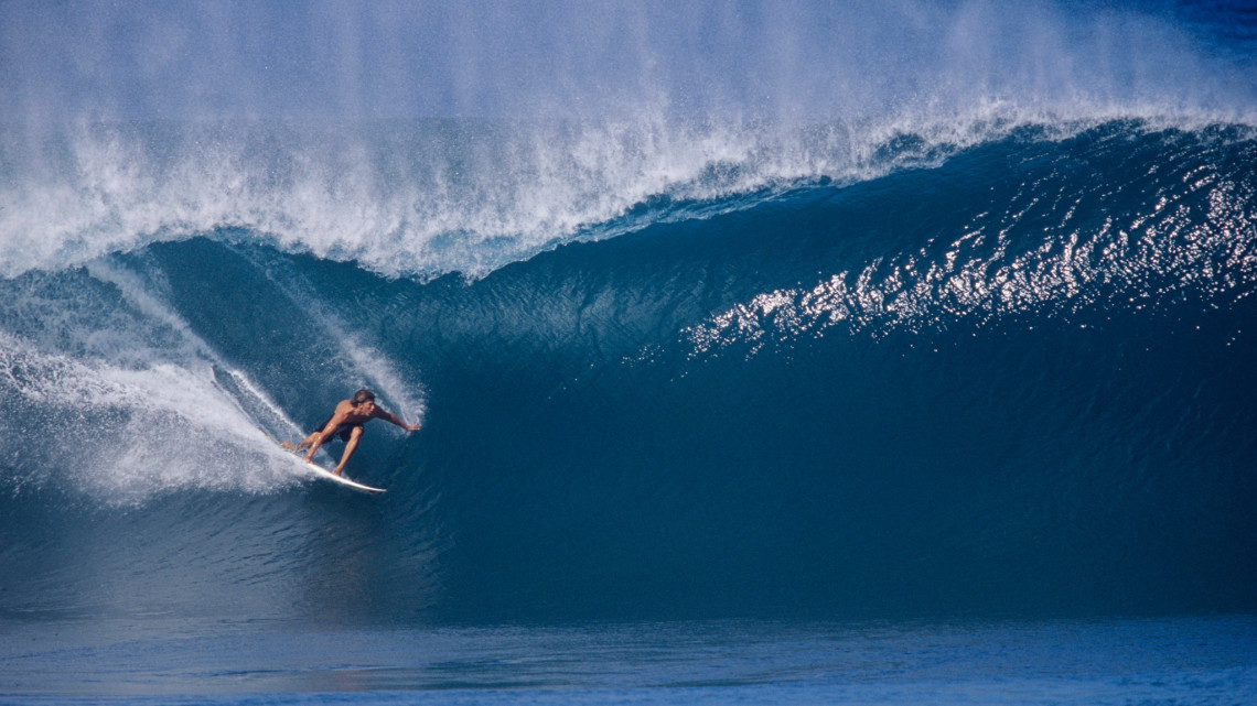 LIS Advocate Pro Surfer Bruce Irons
