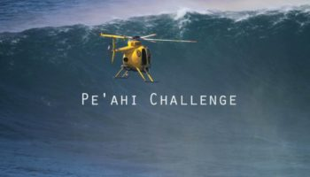 "Peahi ""JAWS"" BIG WAVE CHALLENGE 2016"